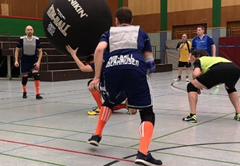Kin-Ball Nationalmannschaft